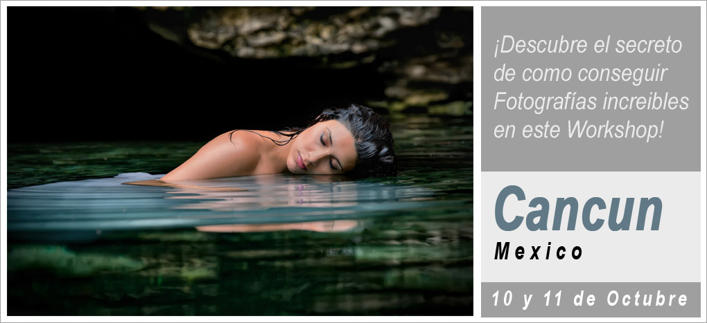 Jose Luis Guardia Cancun Workshop